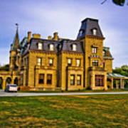 Chateau-sur-mer Art Print