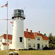 Chatham Lighthouse Art Print