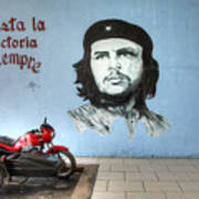 Che Bike  Art Print