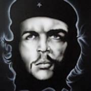 Che Guevara Art Print by Stephen Sookoo