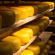 Cheese Factory Art Print
