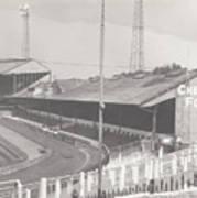 Chelsea - Stamford Bridge - East Stand 2 - August 1969 Art Print