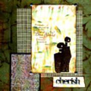 Cherished Friends Art Print