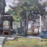 Cherry Hill Pub Art Print