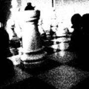 Chess5 Art Print