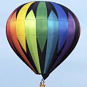 Chester County Balloon Fest 31 Art Print