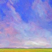 Cheyenne Spring Art Print