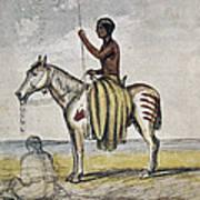 Cheyenne Warrior, 1845 Art Print