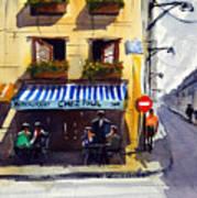 Chez Paul Art Print