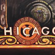 Chicago Is Art Print