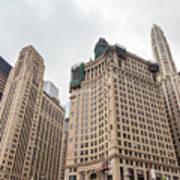 Chicago Towers Art Print