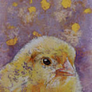 Chick Art Print