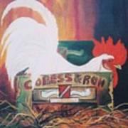 Chicken Little Art Print