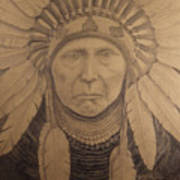 Chief Joseph  Art Print