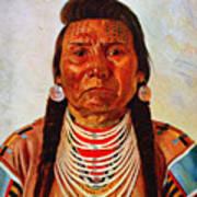 Chief Joseph, Nez Perc� Chief Art Print by Everett