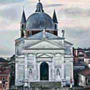 Chiesa Del Redentore Venice Art Print