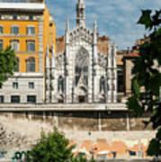 Chiesa Del Sacro Cuore Del Suffragio Art Print