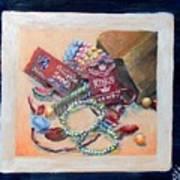 Childhood Treasure Art Print