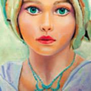 Children Of The World_russia Art Print