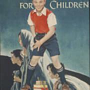 Children's Crusade For Children Art Print