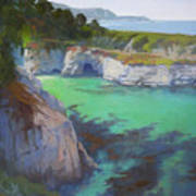 China Cove Art Print