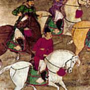 China: Horsemen Art Print