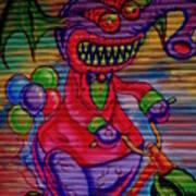 Chinatown Art Art Print