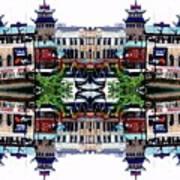 Chinatown Chicago 2 Art Print