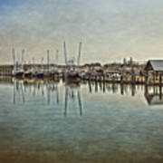 Chincoteague Bay Art Print