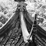 Chinese Architecture Art Print