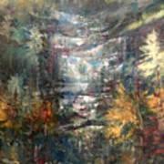 Chittenango Falls State Park Art Print