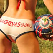 Chivas Soccer Art Print