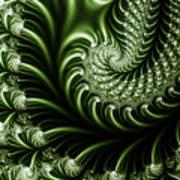 Chlorophyll Art Print