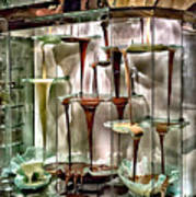 Chocolate Fountain In Bellagio Art Print