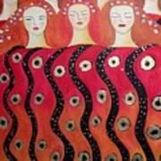 Choir Of Angels Art Print