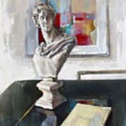 Chopin Art Print