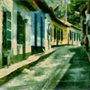 Choroni - Venezuela Art Print