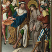Christ Before Pilate Art Print