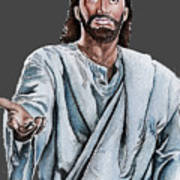 Christ Art Print