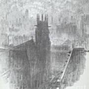 Christ Church, St. Louis Art Print