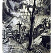 Christ Consciousness Art Print by Richard Mclean