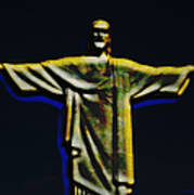 Christ The Redeemer - Rio Art Print