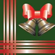 Christmas Bells 2 Art Print