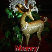 Christmas Card Print by Chris Brannen