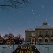 Christmas Lights Series #2 Art Print
