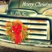 Christmas Pick Me Up II Art Print
