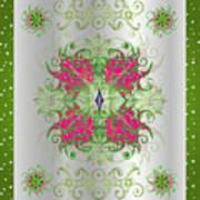 Christmas Poster 1 Art Print