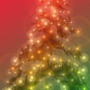 Christmas Radiance Art Print