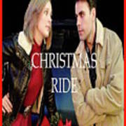 Christmas Ride Poster 16 Art Print