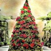 Christmas Tree Oh Christmas Tree Art Print